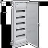 Распределительный щит внутренней установки на 60(70) модулей без клемм VU60UA Volta Hager