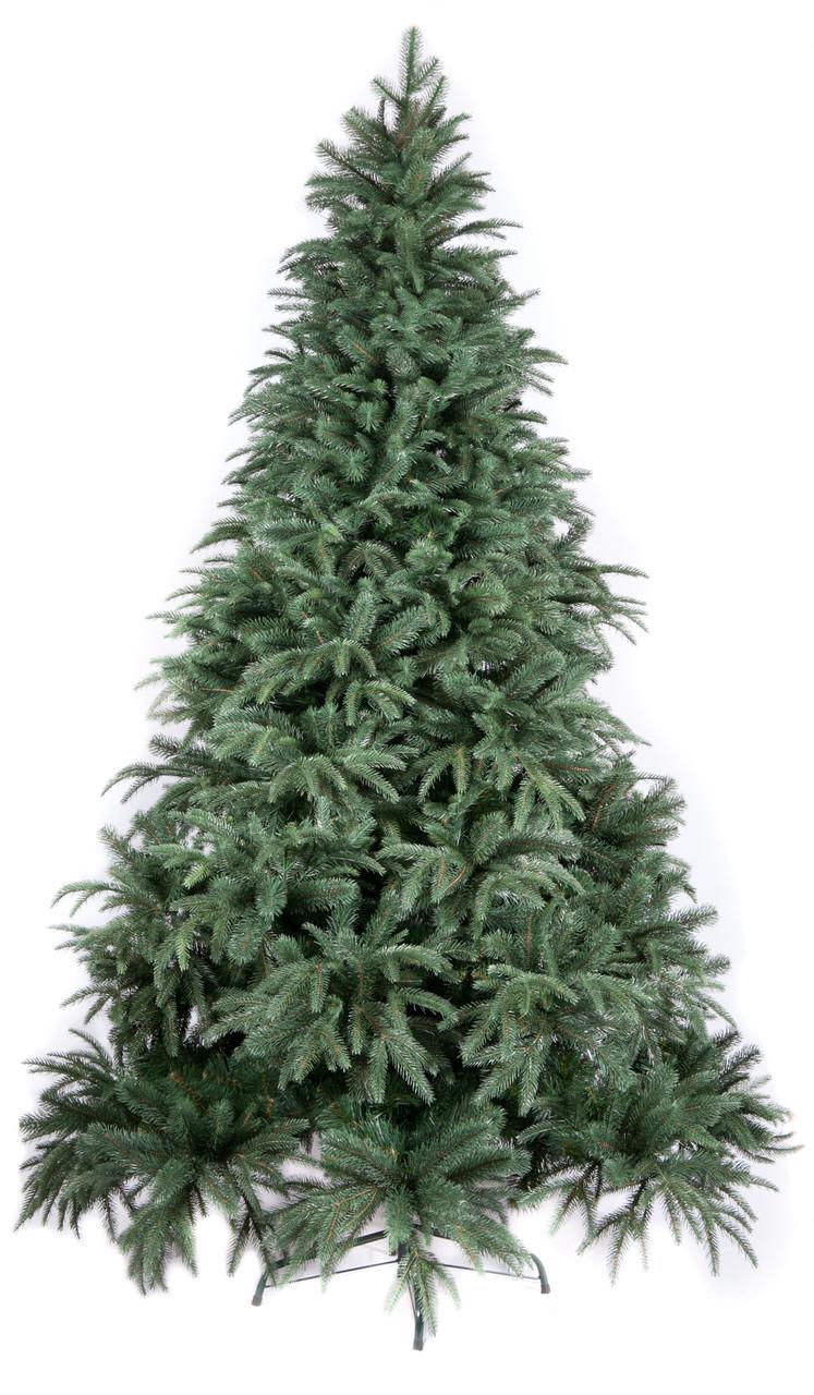 Ялинка комбінована штучна новорічна Елла-150, висота 150 см (ella-150)