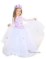 Детский карнавальный костюм Сказочная Принцесса Код 250