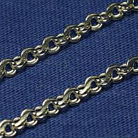 Серебряная цепочка ручной работы Ручеек