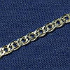 Серебряная цепочка плетение Нонна 40 см №4