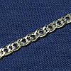 Серебряная цепочка 925 пробы Нонна 40 см №4