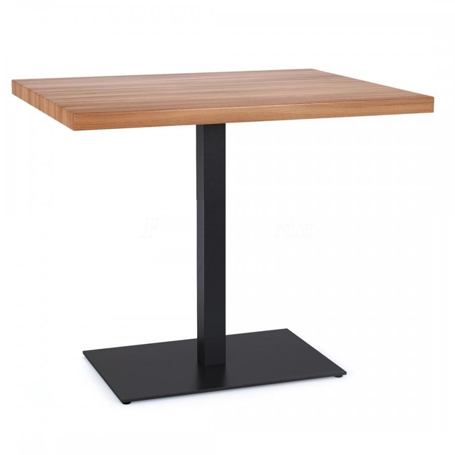 Прямокутні столи для кафе барів ресторанів з масиву дерева за ціною від виробника