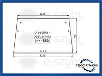 Стекло Deutz-Fahr 4507C 4807C 5207C 6207C 7207C 7807C переднее