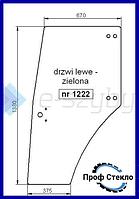 Стекло Deutz-Fahr Agrofarm 85 100 левая дверь
