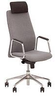 Кресло для руководителей SOLO R HR steel ES AL70 с «Синхромеханизмом»
