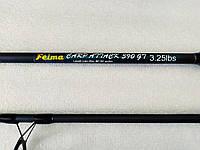 Карповое удилище Feima Carp Atack 3.9 м тест 3.25 lb