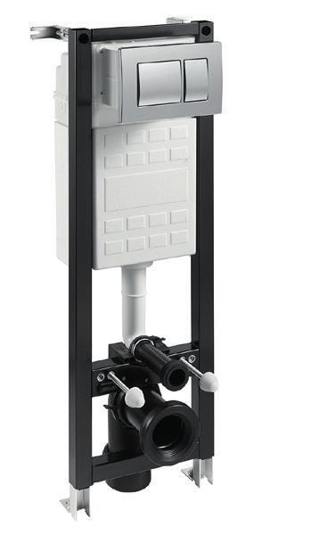 Инсталляционные системы Roca Инсталляция для унитаза Roca Eko Frame WMR01000001K010