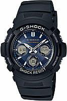 CASIO G-SHOCK Solar AWG-M100SB-2A Men's Watch