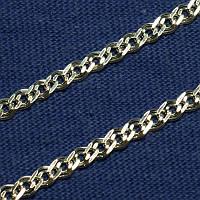 Женская цепочка из серебра Нонна 45 см 010643