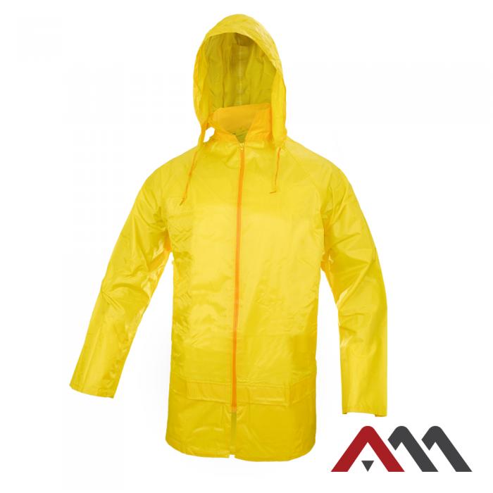 Защитная куртка от дождя Artmas KTN Желтый, M