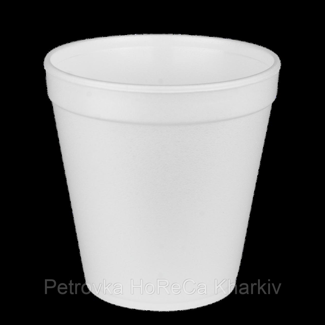 Супница из пенополистирола(РS) объем-650 мл (1уп/25шт)