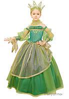 Детский карнавальный костюм Заколдованная Царица Код. 282