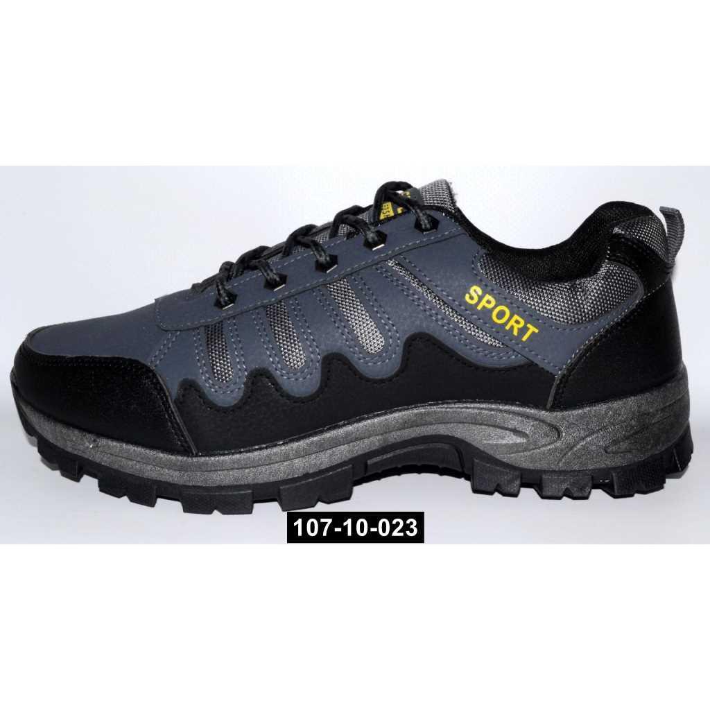 Мужские кроссовки, осень-весна, 40-45 размер, 107-10-023