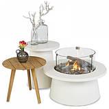 Подставной столик Areesta Cosiglobe sidetable white, фото 3