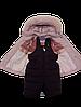 Куртка + полукомбинезон для девочки JDL Junior 18033/1031 рост 98, фото 2