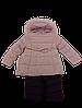 Куртка + полукомбинезон для девочки JDL Junior 18033/1031 рост 98, фото 3