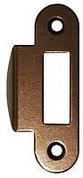 Ответная планка к механизму AGB с отбойником бронза
