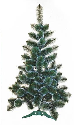 """Искуственная сосна """"Сосна Снег Pine Show"""" 1.3 м, фото 2"""