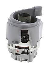 00654574 Циркуляционный насос (мотор) для посудомоечной машины Bosch, Siemens 654574
