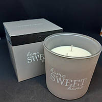 Свеча в стакане парфюмированная sweet Home
