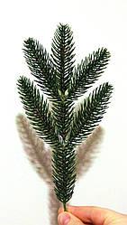 Гілка штучна лита зелена №11/-400шт
