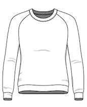 Регланы, лонгсливы, футболки с длинным рукавом для девочек