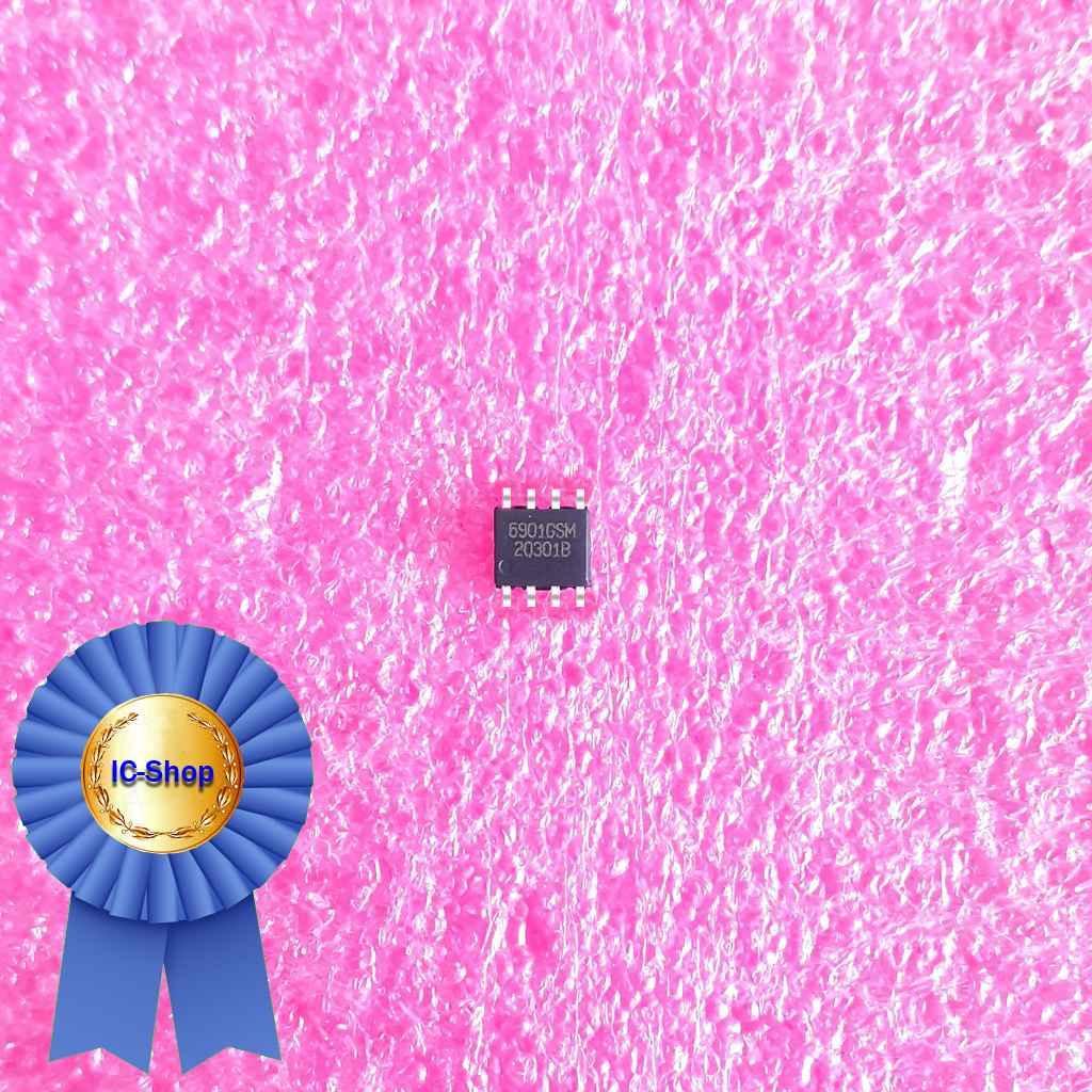 Микросхема AP6901GSM-HF ( 6901GSM )  ( Dual N-Channel 30-V 9.2-A)