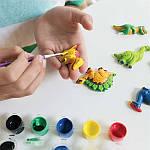 Набір для творчості 4M Магніти з гіпсу Динозаври (00-03514), фото 6