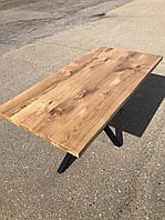 Обідній стіл з масиву дуба🌳