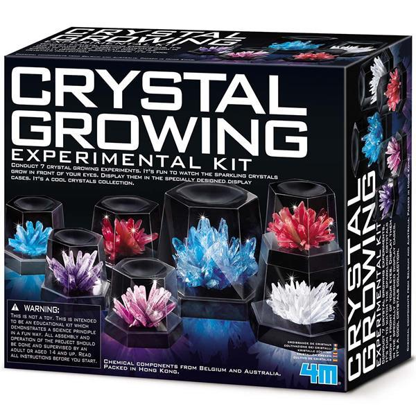 Набір для досліджень 4M Досліди з кристалами (00-03915/EU)