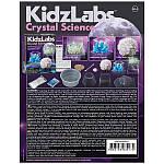 Набір для досліджень 4M Наука про кристали (00-03917/EU), фото 4