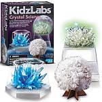 Набір для досліджень 4M Наука про кристали (00-03917/EU), фото 6