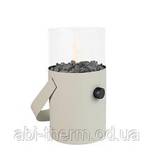 Настільний газовий міні-камін (ліхтар) Areesta Cosiscoop ivory