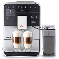 Кофемашина автоматическая Melitta Caffeo Barista TS Smart silver (F85/0-101)