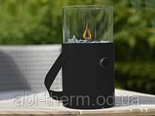 Настільний газовий міні-камін (ліхтар) Areesta Cosiscoop black