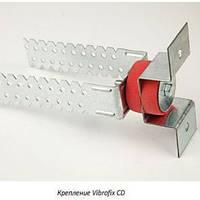 Vibrofix CD, крепление стеновое c П-образным кронштейном