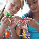 Набір для творчості 4M Гірлянда з орігами (00-02761), фото 4