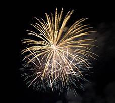 """Салют """"Київ"""" на 19 выстрелов. Фейерверк 30 калибр СУ 30-19, фото 3"""