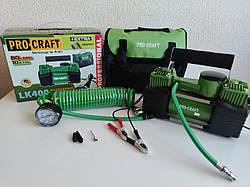 Компрессор автомобильный ProСraft LK-400