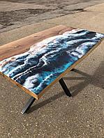 """Кухонний стіл """"Хвилі Посейдона"""""""