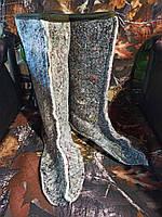 Вкладыши с натурального войлока в резиновые сапоги, валенки, кирзовые сапоги и другую хозяйственную обувь