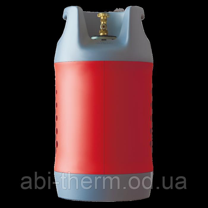Балон газовий Areesta HPCR-G. 12, 24,5 л (Чехія, під Евроредуктор)