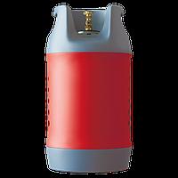 Баллон газовый Areesta HPCR-G.12, 24,5л (Чехия, под Евроредуктор)