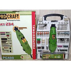 Гравер ProCraft PG-400 Set 234 (кейсе + 234  насадки), фото 2