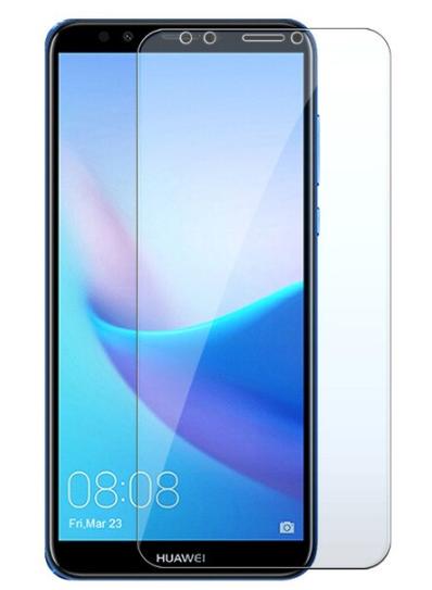 Гидрогелевая защитная пленка на HUAWEI Y7 Prime 2018 на весь экран прозрачная