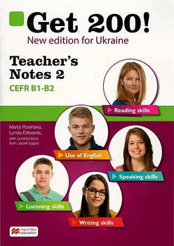 Get 200! Teacher's Notes 2 New Edition