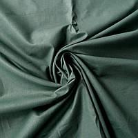 Бязь серо-зеленая однотонная ширина 160 см, фото 1