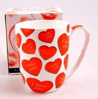 """Оригинальная чашка """"I Love you"""""""