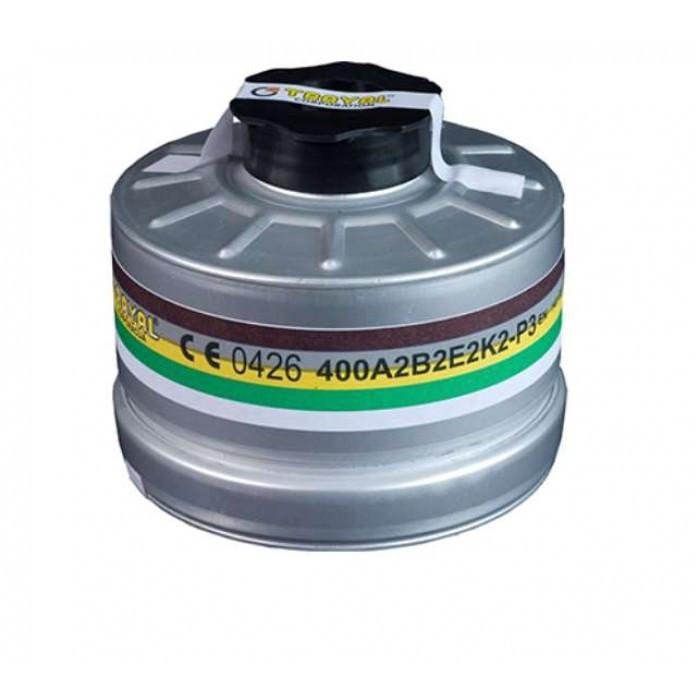 Фільтр для протигаза Trayal A2B2E2K2P3